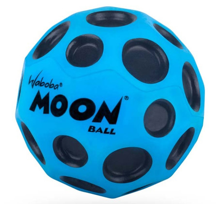 waboba moon ball extreme bounce 100 feet crazy spin unique stocking stuffer boys girls teen tween cool toy gravity defying