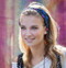 cute headband girl teen