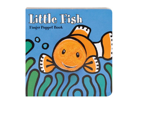 books,baby book,finger puppet,fish
