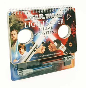 star wars,thumb wrestling,humor,gift,book