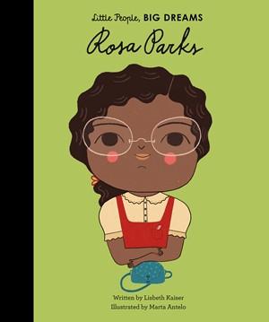 little people big dreams,books,children's books,rosa parks
