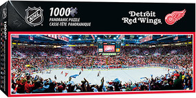 puzzles,sports,hockey,red wings,stadium,panoramic