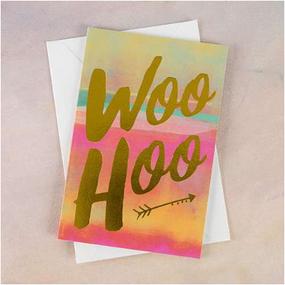 card, greeting cards, woo hoo