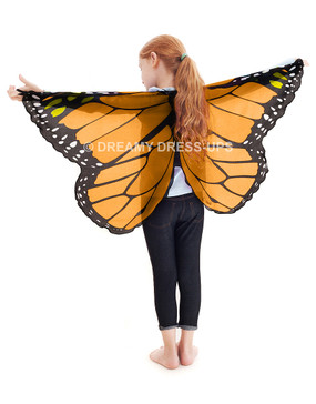 butterfly, wings, costume, dress up