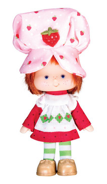 strawberry shortcake, doll, toy, girl, scented
