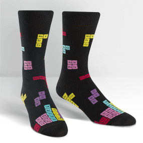 Joining Elements Mens Socks