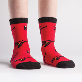 Ninja Kids Socks 3-6