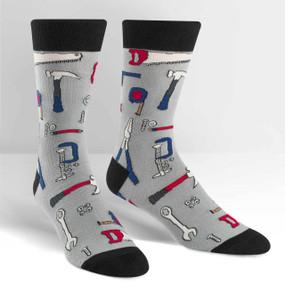 Nailed It Mens Socks
