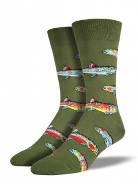 Fish Mens Socks