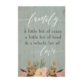 sign, decor, home, decoration, family, home
