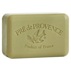 green tea bar soap, european,