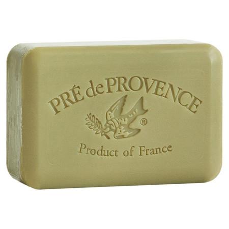 green tea bar soap, european,