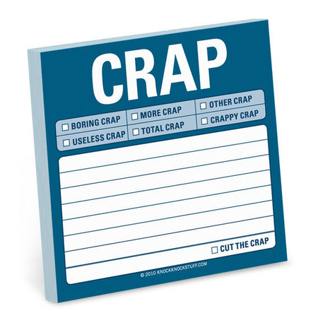 crap, sticky notes, funny, post-its, simple, office stickies