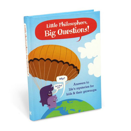 book, questions, children, kids, little philosophers big questions, gift for parent, gift for child