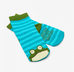 frog socks children