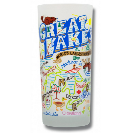 glass, michigan pride, michigan, great lakes