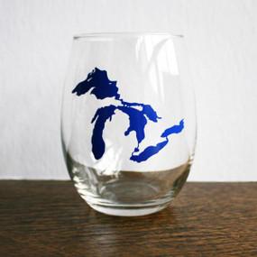 detroit, glass, michigan pride, drinking, kitchen ware, dishes, wine