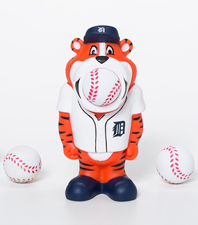 baseball, foam ball, tigers, detroit, toys