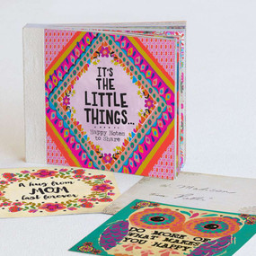 little things, happy notes, cute, sweet sentiments