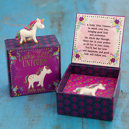 charm, lucky charm, unicorn, whimsical, sweet