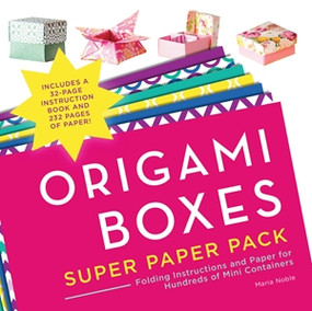 origami, book, do it yourself, learn to fold paper
