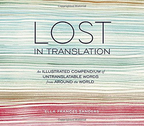 books, words, coffee table books, lost in translation