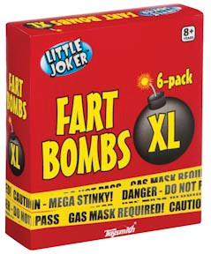 fart bombs, funny, farts, stink bombs, great gifts for kids