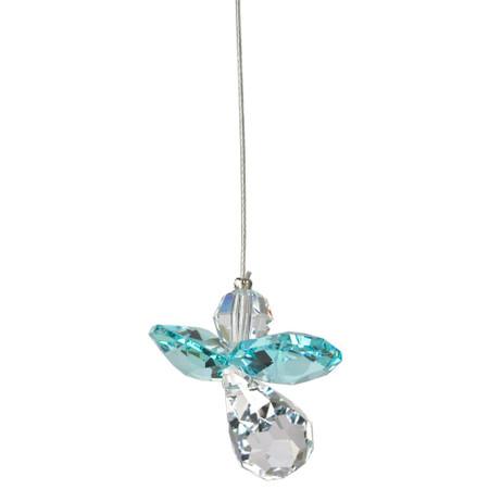 guardian angel, angel, charm, crystal, birthday stone