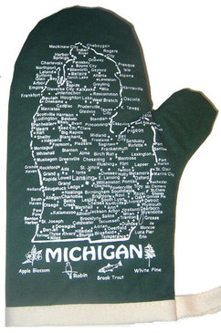 michigan, michigan pride, oven mitt, kitchen essentials