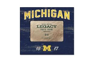 university of michigan, u of m, university pride, michigan pride, home decor