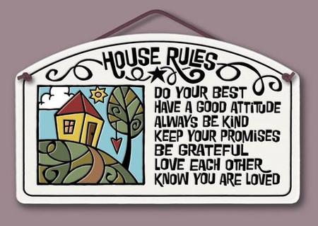 home decor, decoration, tile, wall tile, hanging tile, home, inspirational, housewarming gift