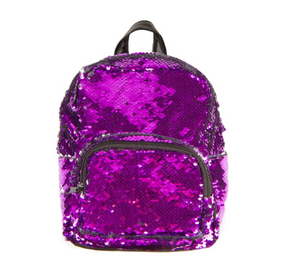 magic sequin, great gift for child, sequins, backpack