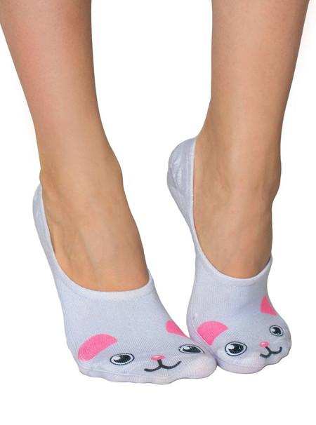 socks, animal, cute, liner socks