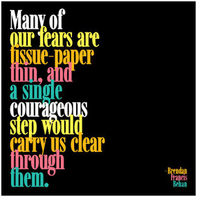 many of our fears | inspirational