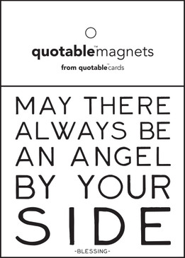 may there always be angels magnet