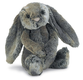 medium woodland bunny 12""