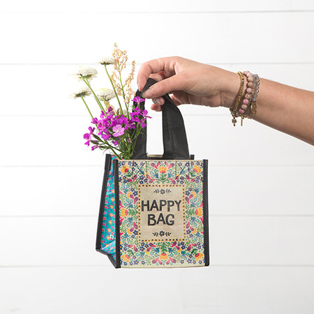 happy bag small gift bag