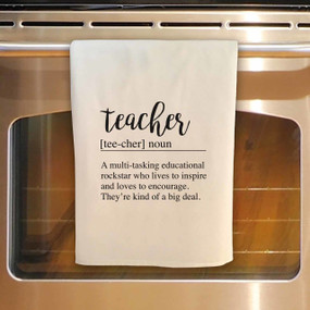teacher towel