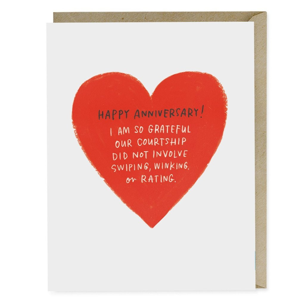 How does dating anniversaries work