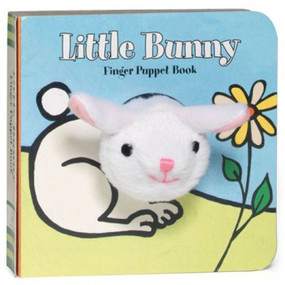 Sweet, simple rhyming text and an interactive finger puppet combine for hours of delightful play!   Size: 4-3/8 x 4-3/4 in