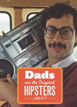 He listened to vinyl before you did. He drank whiskey before you did. He had a mustache before you did. Admit it: your dad was a hipster before you were! Based on the blog phenomenon of the same name, this book celebrates dads as the original hipsters. Vintage photos of real dads back in the day—in their short shorts and tight tees playing arcade games—accompany snarky captions that at once tip a cap to Dad's glory days and poke fun at modern hipsters. Featuring tons of never-before-seen content, this is the perfect gift for dads, hipsters, and those who love to tease them!