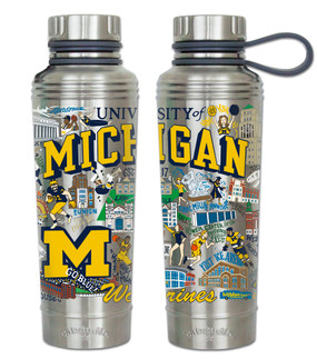 University of Michigan Water Bottle