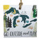 Celebrate your favorite state with an adorable hanging sign handmade by Michigan artist, Katie Doucette. Size: 4x4