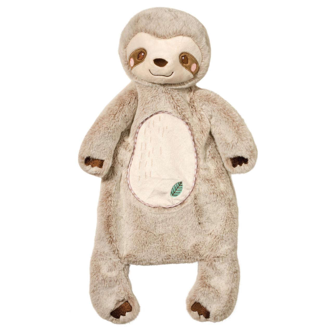 Sloth Schlumpie Blanket Baby Blanket Stuffed Animal Gift For