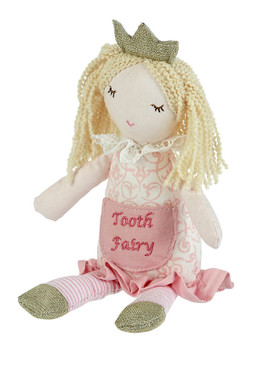 Our tooth fairy pillow is a fun and unique way to keep that all important lost tooth safe for the Tooth Fairy! Each tooth fairy features a pocket for the loot / tooth.