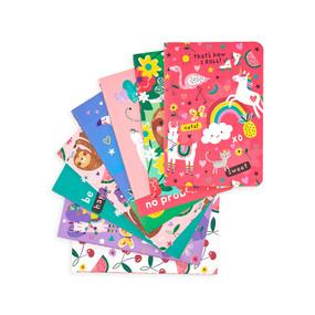 pocket pals journals - funtastic friends