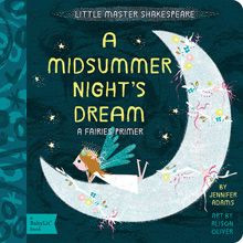 The perfect lullaby for a magical midsummer night, and a beautiful way to introduce your little one to the Bard. Jennifer Adams' adaptation of Shakespeare's original lines and Alison Oliver's whimsical illustrations bring the world of fairies to life and will enchant little ones for years to come. JENNIFER ADAMS is the author of more than 30 books, including board books in the best-selling BabyLit series which introduce young children to the world of classic literature. Jennifer works as a writer and editor in Salt Lake City, Utah. Visit her website at jennifer-adams.com. ALISON OLIVER runs Sugar design studio. Alison's design portfolio includes everything from logos to packaging and product design for clients such as Chronicle Books, Citibabes, and Aerie, as well as Gibbs Smith. She lives in New York.  Format: Board book | 22 pages Dimensions: 178 x 178 x 19mm