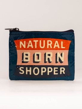 """Some people study. Some people train. Some people sleep their way to the top. But you? You're a natural. 95% post consumer recycled material. Size: 3""""h x 4""""w"""