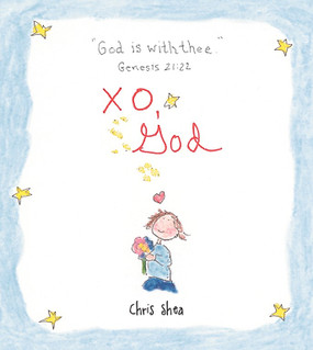 Notes to Inspire, Comfort, Cheer, and Encourage You and Yours by Chris Shea  As adorable as it is inspirational, XO, God is a sweet reminder that someone is always watching over you. In this delicately illustrated keepsake edition, Chris Shea's sweet, unique art imagines a note from the almighty, a piece of scripture, and an illustrated thought to ponder. Each page is a reminder that with the right attitude every day can be a great day. Chris Shea uses the fewest and best words possible along with little bits of art to combine them into something meaningful to share from the heart. The result is a book that will inspire and uplift.