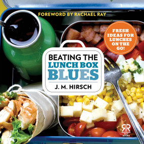 "Compiled by: Ryland Peters & Small  Longing for more than yet another limp salad? Tired of tussling with the kids over junk food lunch kits? Sounds like you've got the lunch box blues. J. M. Hirsch has the fix. But it isn't a cookbook. Because when it comes to lunch, nobody has time to break out a recipe to bang out a brown bag special. Busy people need lunch ideas. Lots of them. And those ideas need to be healthy, fast, easy, affordable, and delicious. That's what Beating the Lunch Box Blues is—an idea book to inspire anyone daunted by the daily ordeal of packing lunch. Jammed with nearly 200 photos and more than 500 tips and meals, this book is designed to save families time, money, and their sanity.  Whether you want to jazz up a grilled cheese, turn leftover steak into a DIY taco kit, or make pizza ""sushi,"" Hirsch has it covered. And because the best lunches often are built from the leftovers of great suppers, he has also included 30 fast and flavorful dinner recipes designed to make enough for tomorrow, too. Crazy good stuff like short ribs braised in a Rosemary-Port Sauce, Hoisin-Glazed Meatloaf, and kid-friendly classics such as Turkey Sloppy Joes and American Chop Suey. With ideas this easy and this delicious, there's no reason to let the lunch box blues get you down.   208 pages  Format: Paperback"